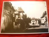 Fotografie- Copie- Bucurestiul vechi - Cladiri , dim.= 29,5x21 cm