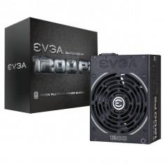Sursa EVGA SuperNova 1200 P2, 1200W, 80+ Platinum, ventilator 140 mm, PFC Activ - Sursa PC
