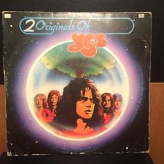 YES - TIME AND A WORD & YES - 2 LP SET(1971/ATLANTIC /RFG ) - Vinyl/VINIL/ROCK - Muzica Rock warner