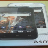 Smartphone Allview A4All - Telefon Allview, Negru, Nu se aplica, Neblocat, Single core, 512 MB