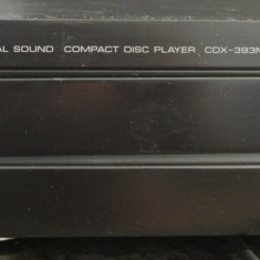 CD-Player Yamaha CDX-393 MKII