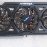 Placa video GIGABYTE GeForce GTX 760 OC WindForce 3X 2GB DDR5 256-bit