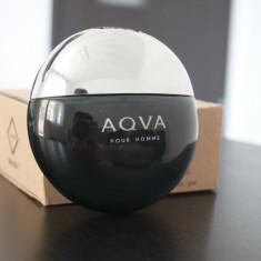 Parfum Original Bvlgari AQVA Pour Homme de barbati Tester - Parfum barbati Bvlgari, Apa de toaleta, 100 ml