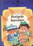 FETITELE HARNICE de STELA CRETU, All