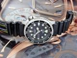 Citizen pro master diver, Mecanic-Automatic