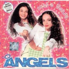 Angels – Sunt O Floare (1 CD) - Muzica Pop cat music