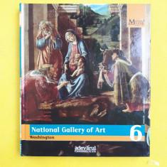 MARILE MUZEE ALE LUMII = Vol 6 = Biblioteca de arta Adevarul = Muzeul Washington - Album Muzee