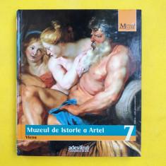 MARILE MUZEE ALE LUMII = Vol 7 = Biblioteca de arta Adevarul = Muzeul Viena - Album Muzee