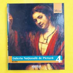 MARILE MUZEE ALE LUMII = Vol 4 = Biblioteca de arta Adevarul = Muzeul...Berlin - Album Muzee