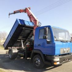 Vand camion man