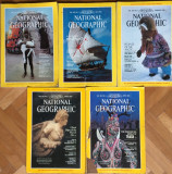 Revista National Geographic '81,'82,'83