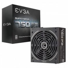 Sursa EVGA SuperNova 750 P2, 750W, 80+ Platinum, ventilator 140 mm, PFC Activ - Sursa PC