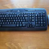Tastatura wireless logitech