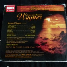 Wagner - Tristan ub Isolde - box cd - Muzica Opera emi records