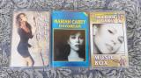 MARIAH CAREY - LOT 3 CASETE AUDIO