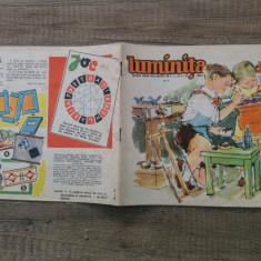 Revista Luminita nr. 3/ 1960 - Revista scolara