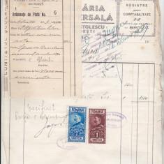 Bnk fil 1x2 + 1x1 lei fiscale Ferdinand pe factura Ploiesti