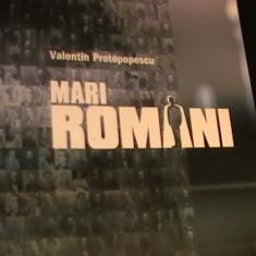 MARI ROMANI-VALENTIN PROTOPOPESCU-223 [PG A 4-, Alta editura