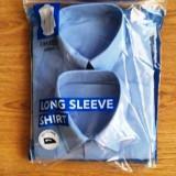 "Set 2 camasi bleu scoala, marca ""George""( 10 -11 ani), NOU !, Marime: Alta"