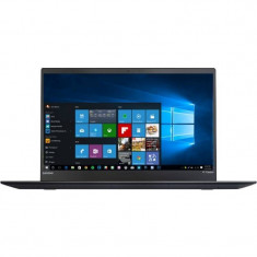 Laptop Lenovo ThinkPad X1 Carbon 5th gen 14 inch WQHD Intel Core i7-7500U 16GB DDR3 256GB SSD 4G Windows 10 Pro Black