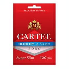 Filtre Cartel orice diametru/lungime a filtrului - Filtru tutun