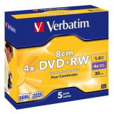 Verbatim DVD+RW 8cm Verbatim, 4x, 1.46GB