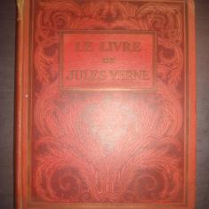 LE LIVRE DE JULES VERNE  {1928}