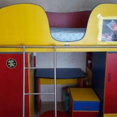 Mobila tineret - Set mobila copii