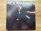 RICK WAKEMAN ( EX YES ) - CRIMINAL RECORD (1977, A&M, Made in UK)