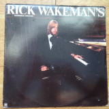RICK WAKEMAN ( EX YES ) - CRIMINAL RECORD (1977, A&M, Made in UK), VINIL