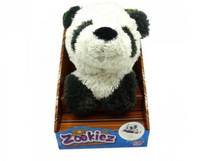 Jucarie plus Zookiez, ursulet panda foto mare