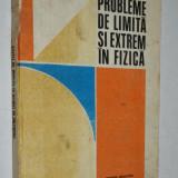 Probleme de limita si extrem in fizica - 1990 - Manual scolar, Clasa 4, Romana