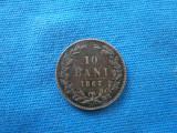 10 BANI 1867