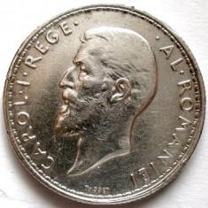 ROMANIA , 2 LEI 1912 . MONETARIA BRUXELLES , 27mm/10g , ARGINT !!!