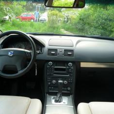 VOLVO XC 90, CUTIE AUTOMATA, 2007, BINE INTRETINUTA, Motorina/Diesel, 124000 km, 2400 cmc