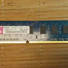 Ram PC Kingston 2GB DDR3 1333 MHz - Memorie RAM
