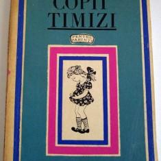 DD- Copii Timizi, Mihai Chiviriga, Ed. Didactica si Pedagogica 1970, Pt. Parinti - Carte Pediatrie