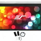 Ecran de proiectie ELITESCREENS SK180XHW2-E6 marime vizibila 398, 5 cm x 224, 3 cm