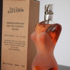 Parfum TESTER original Jean Paul Gaultier classique 100 ml - Parfum femeie