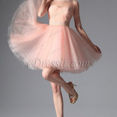 Rochie de ocazie - Rochie ocazie, Marime: 44, Culoare: Roz