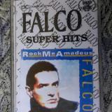 FALCO - SUPER HITS - Muzica Rock, Casete audio