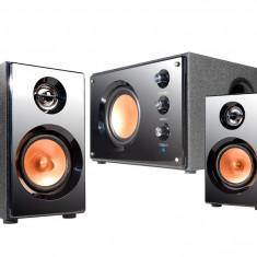 Sistem audio 2.1 Tracer Code black - Boxe PC