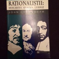 Rationalistii: Descartes, Spinoza, Leibniz - John Cottingham - 7 - Filosofie