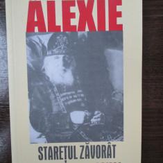 Cuviosul Alexie. Staretul zavorat de la Schitul lui Zosima