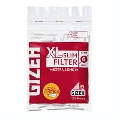 Filtre tigarete GIZEH 5, 3mm/6mm/6mm long/8mm - Filtru tutun