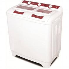 Masina de spalat rufe Albatros WMS 10.2 Semiautomata 10kg Alb, 10 kg