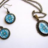 Set bijuterii model traditional 29404