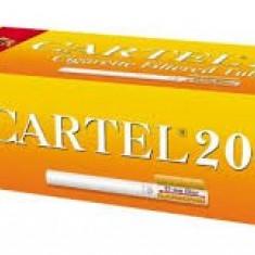Cartel Extra Filter 25mm 200 - 2000 buc + o tabachera metalica BOFIL CLIP - Foite tigari