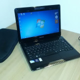 NETBOOK 11, 6inch Led 3GB DDR3 hard 250gb HDMI bat 5 ORE Laptop Toshiba T110, Intel Celeron, Windows 7