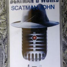 SCATMAN JOHN - CASETA AUDIO - Muzica Dance, Casete audio